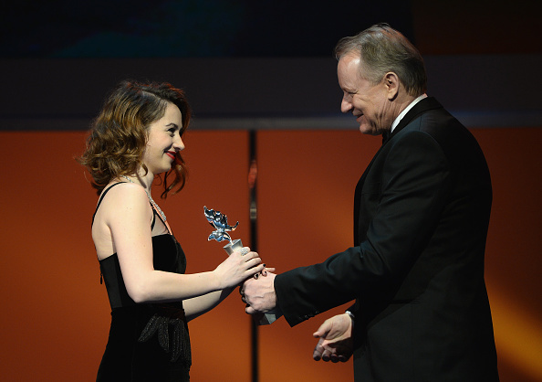 Stellan Skarsgard「Shooting Stars Stage Presentation - 64th Berlinale International Film Festival」:写真・画像(12)[壁紙.com]