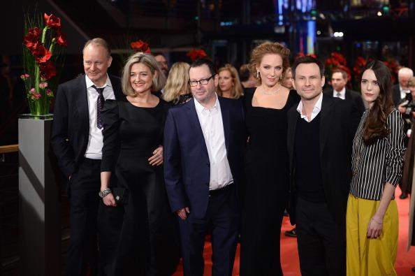 Trier「'Nymphomaniac Volume I (long version)' Premiere - 64th Berlinale International Film Festival」:写真・画像(11)[壁紙.com]