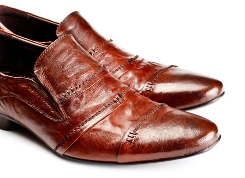 Loafer「brown shoes」:スマホ壁紙(16)