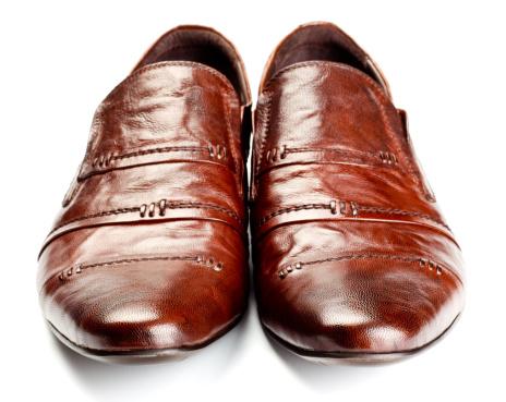 Loafer「brown shoes」:スマホ壁紙(14)