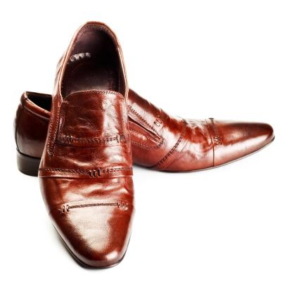 Loafer「brown shoes」:スマホ壁紙(19)