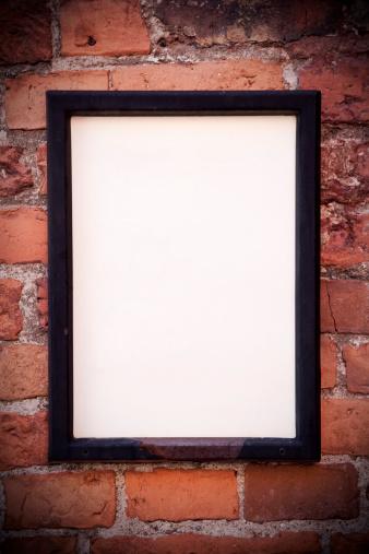 Brick Wall「Wall poster」:スマホ壁紙(4)