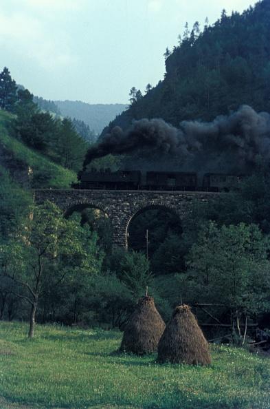 T 「A Yugoslav Railways 17 Class 2-6-2T of Hungarian origin at work in Slovenia in August 1972.」:写真・画像(0)[壁紙.com]