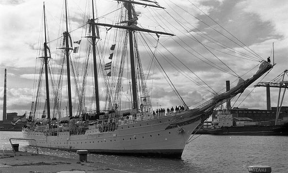Leinster Province「Traning Vessel Juan Sebastian de Elcano 1988」:写真・画像(15)[壁紙.com]