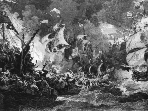 Ship「Battle Of Gravelines」:写真・画像(13)[壁紙.com]
