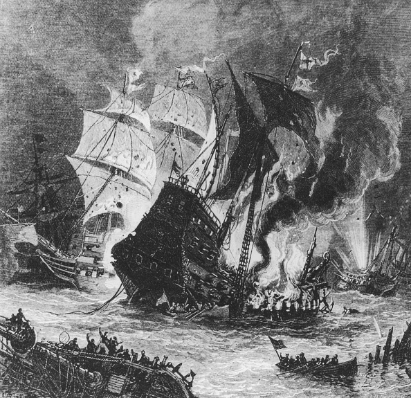 Ship「Hawkins' Defeat」:写真・画像(1)[壁紙.com]