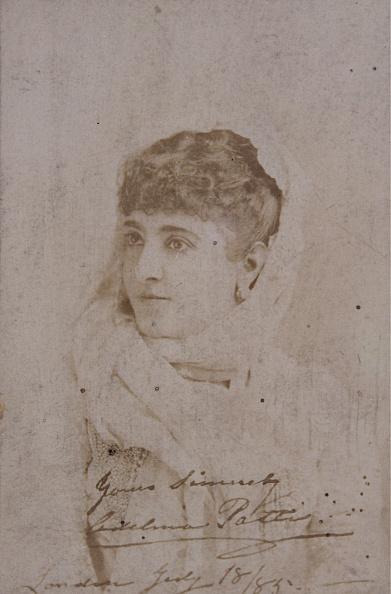 1880-1889「The Spanish Opera Singer Adelina Patti」:写真・画像(6)[壁紙.com]
