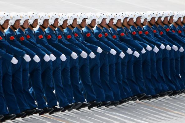 Striding「Beijing Prepares For The 60th Anniversary Of New China」:写真・画像(19)[壁紙.com]