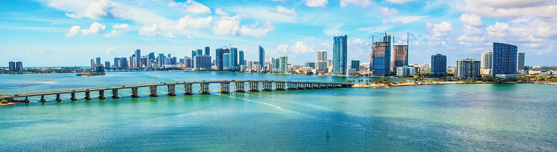Southern USA「Downtown Miami Florida」:スマホ壁紙(16)