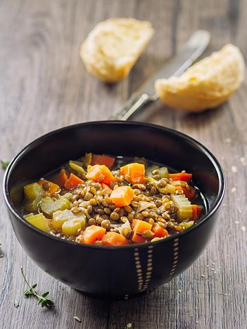 Thyme「Healthy Lentil soup」:スマホ壁紙(13)