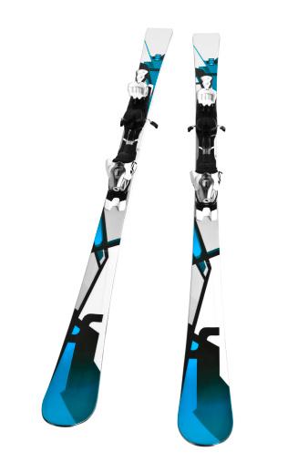 スキー「Pair of snow skis」:スマホ壁紙(4)