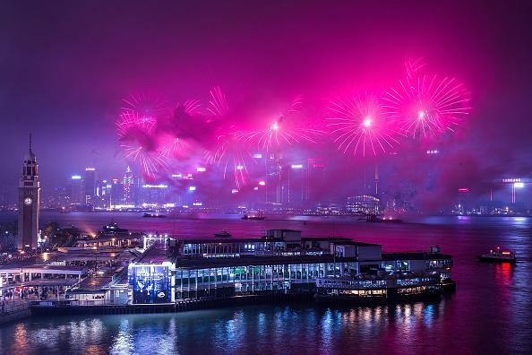 風景「Lunar New Year Celebrations In Hong Kong」:写真・画像(8)[壁紙.com]