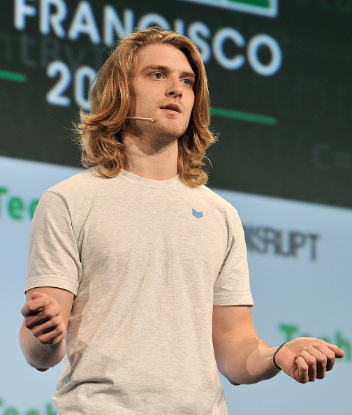 Brian Jennings「TechCrunch Disrupt SF 2017 - Day 1」:写真・画像(7)[壁紙.com]