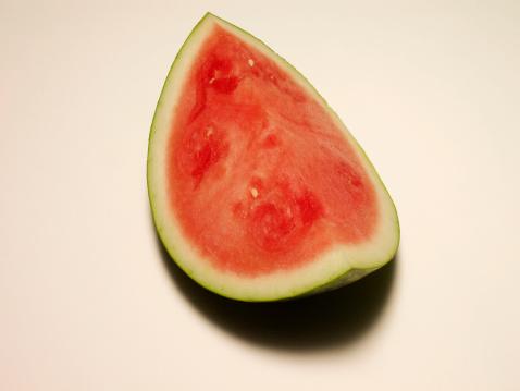 スイカ「A wedge of watermelon」:スマホ壁紙(13)