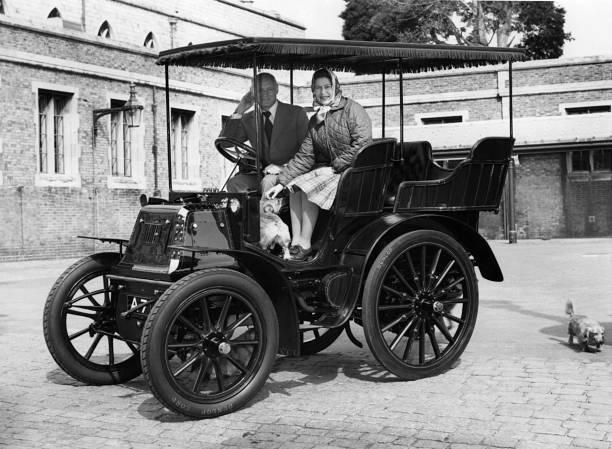 1900 Royal Daimler:ニュース(壁紙.com)