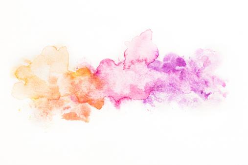 イラストレーション「抽象的な水彩バックグラウンド」:スマホ壁紙(14)