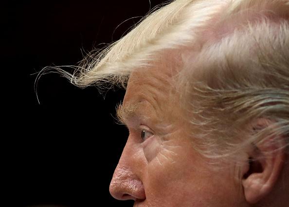 Win McNamee「President Trump Receives Briefing On Drug Trafficking On Southern Border」:写真・画像(10)[壁紙.com]