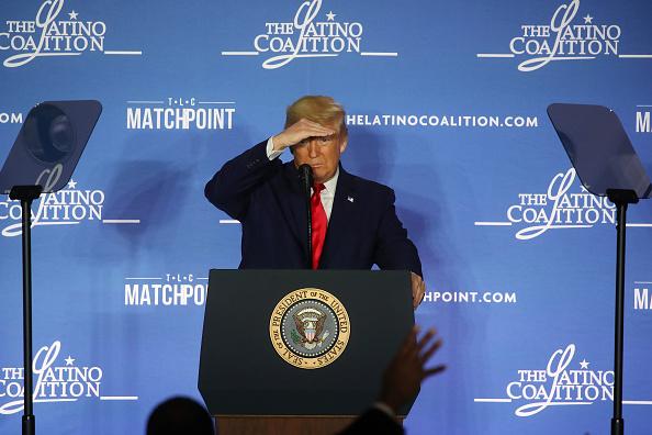 Strategy「President Trump Speaks At The Latino Coalition Legislative Summit In D.C.」:写真・画像(14)[壁紙.com]