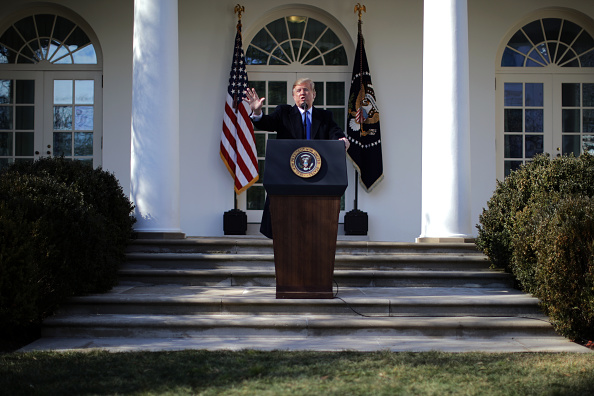 State of Emergency「President Trump Discusses National Security And The Southern Border」:写真・画像(1)[壁紙.com]