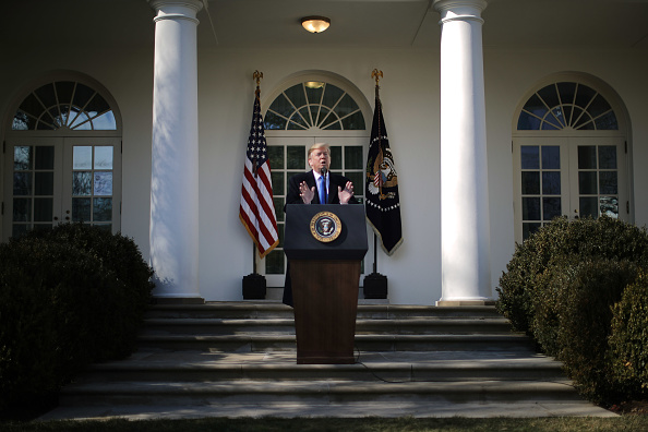 State of Emergency「President Trump Discusses National Security And The Southern Border」:写真・画像(2)[壁紙.com]