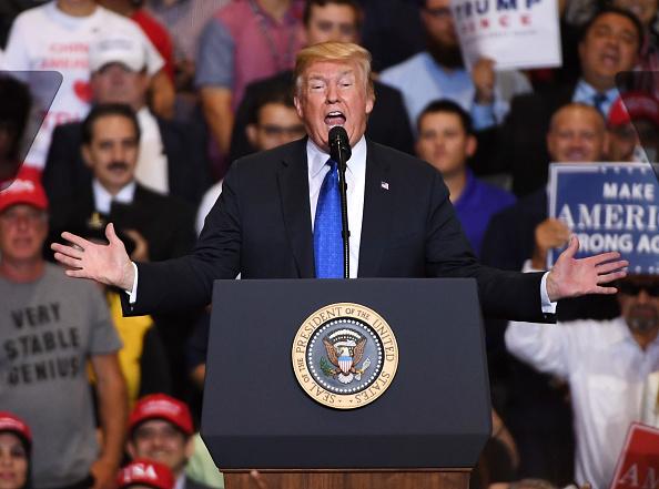 MAGA「President Trump Holds MAGA Rally In Las Vegas」:写真・画像(11)[壁紙.com]