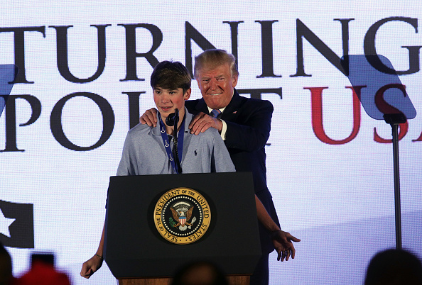 Workshop「President Trump Speaks At The Turning Point USA's Teen Student Action Summit」:写真・画像(7)[壁紙.com]