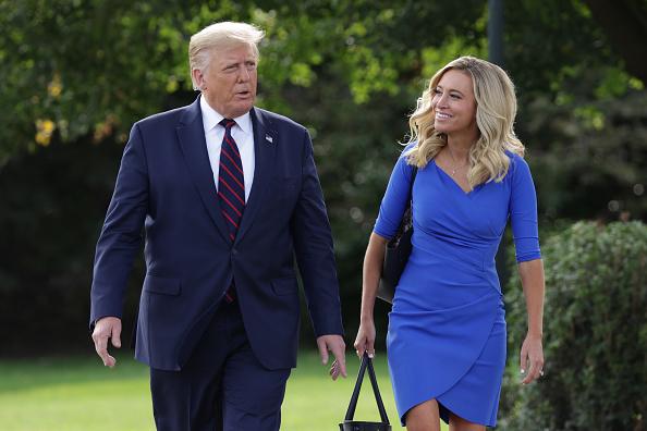 ABC Television「President Trump Departs White House For Philadelphia」:写真・画像(10)[壁紙.com]