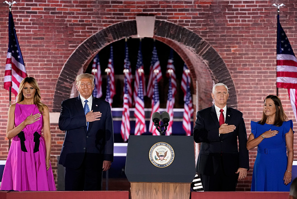 Republican National Convention「Republicans Hold Virtual 2020 National Convention」:写真・画像(18)[壁紙.com]