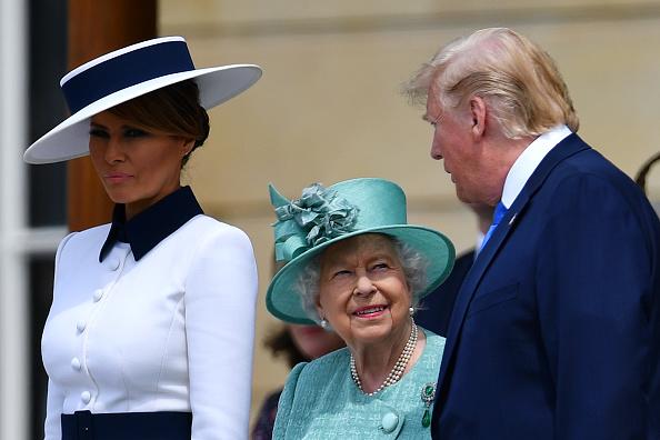 Topix「U.S. President Trump's State Visit To UK - Day One」:写真・画像(13)[壁紙.com]