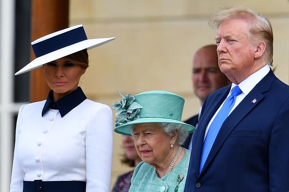 Topix「U.S. President Trump's State Visit To UK - Day One」:写真・画像(16)[壁紙.com]