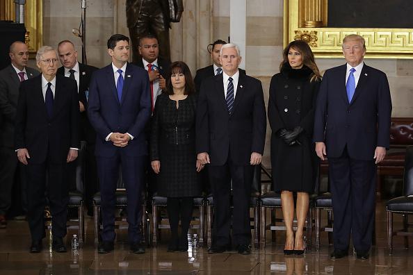 Preacher「Rev. Billy Graham Lies In Honor In U.S. Capitol Rotunda」:写真・画像(6)[壁紙.com]