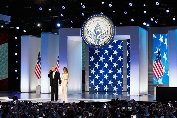 Aaron P「President Donald Trump Attends Inauguration Freedom Ball」:写真・画像(9)[壁紙.com]