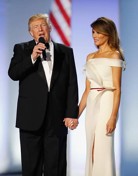 President Donald Trump Attends Inauguration Freedom Ball:ニュース(壁紙.com)
