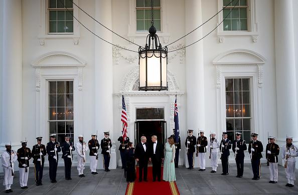 Win McNamee「President Trump Welcomes Australian Prime Minister Scott Morrison To The Washington On State Visit」:写真・画像(18)[壁紙.com]