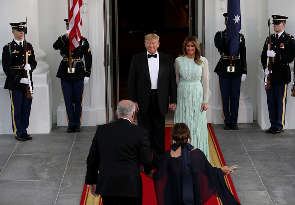 Win McNamee「President Trump Welcomes Australian Prime Minister Scott Morrison To The Washington On State Visit」:写真・画像(16)[壁紙.com]