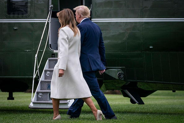 Sarah Silbiger「President Trump Departs White House For Memorial Day Ceremony In Baltimore」:写真・画像(16)[壁紙.com]