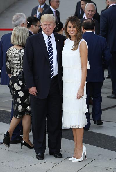 Full Length「G20 Nations Hold Hamburg Summit」:写真・画像(10)[壁紙.com]