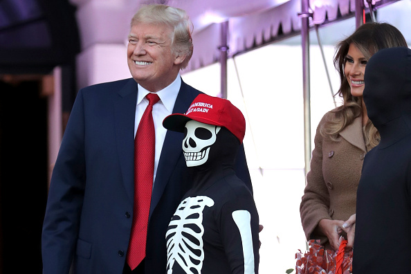 Sweet Food「President Trump And First Lady Host Halloween At The White House」:写真・画像(18)[壁紙.com]