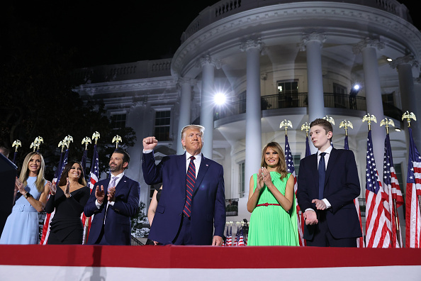 Family「Republicans Hold Virtual 2020 National Convention」:写真・画像(15)[壁紙.com]