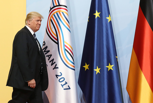 Hamburg - Germany「G20 Nations Hold Hamburg Summit」:写真・画像(17)[壁紙.com]