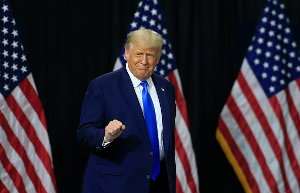 North Carolina - US State「President Trump Delivers Remarks On His Healthcare Policies In North Carolina」:写真・画像(0)[壁紙.com]