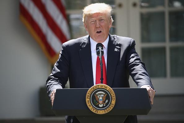 気候「President Donald Trump Makes Statement On Paris Climate Agreement」:写真・画像(19)[壁紙.com]