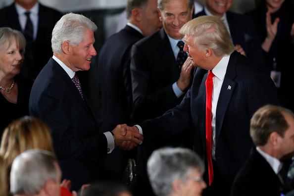 Aaron P「President Donald Trump Attends Inaugural Luncheon」:写真・画像(9)[壁紙.com]
