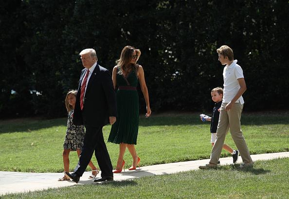 US President「President Trump Departs White House For Camp David」:写真・画像(5)[壁紙.com]