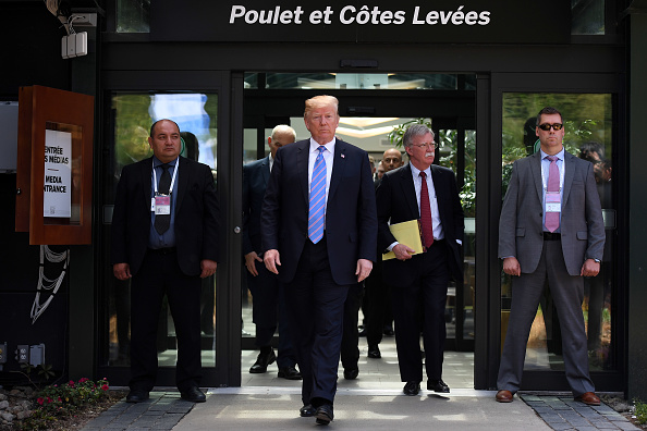全身「Heads Of State Attend G7 Meeting - Day Two」:写真・画像(12)[壁紙.com]