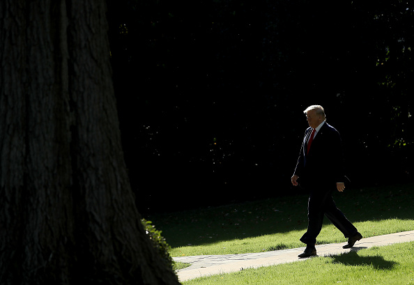 Win McNamee「President Trump Departs White House For Campaign Rally In Minneapolis」:写真・画像(18)[壁紙.com]