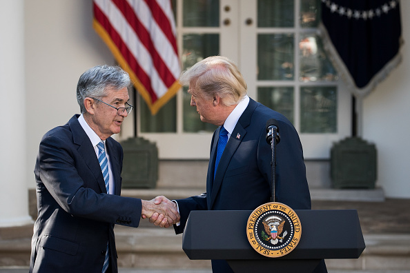 Chairperson「President Trump Announces Nominee For Chair Of The Federal Reserve」:写真・画像(18)[壁紙.com]