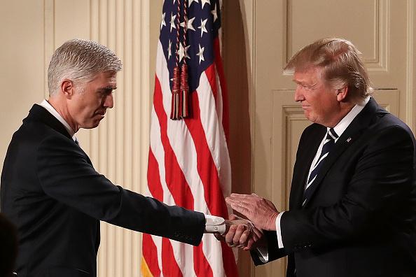 East Room「President Trump Announces His Supreme Court Nominee」:写真・画像(10)[壁紙.com]
