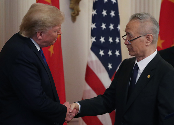 Occupation「President Trump Participates In Signing Ceremony For Trade Deal With China」:写真・画像(15)[壁紙.com]