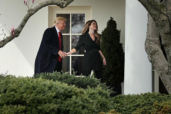 Leaving「President Trump Departs White House For Ohio」:写真・画像(13)[壁紙.com]